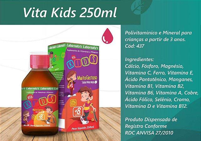 Vita Kids (Suplemento para crianças)