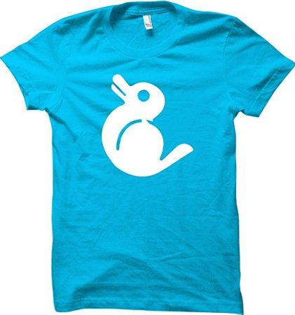Camiseta Ilusão de Ótica - Pato ou Coelho