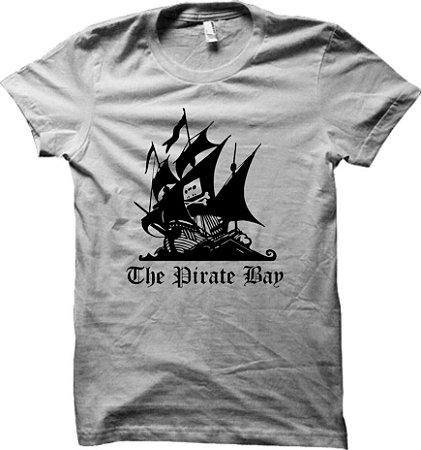 Camiseta The Piratebay
