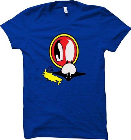 Camiseta Pinguim Bêbado - Cerveja