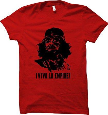 Camiseta Chê Vader - Viva la Empire!