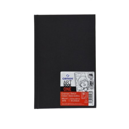 CADERNO ONE ARTBOOK A5 CANSON 60005568