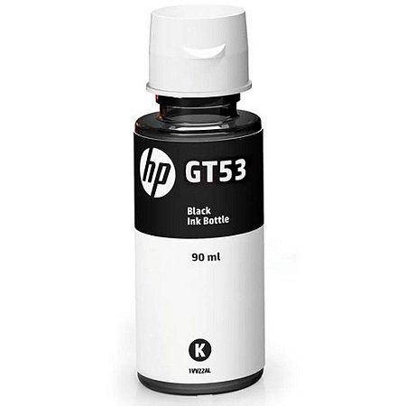 REFIL DE TINTA HP GT53 PRETO ORIGINAL 1VV22AL