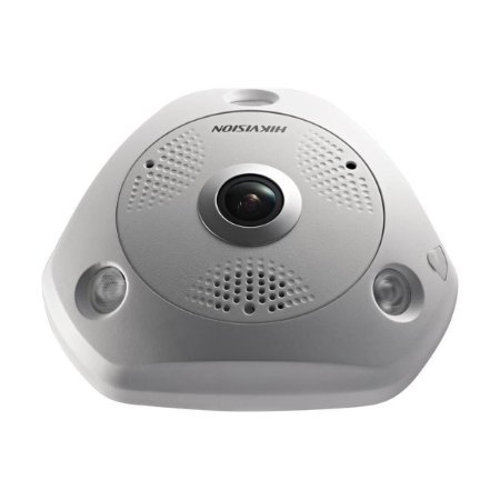 Camera Hikvision IP Fisheye DS-2CD6365G0E-IS (1.27mm) Panoramica  360 6 MP