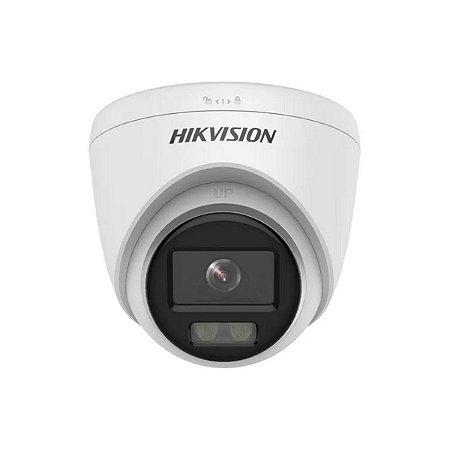 Camera Hikvision ColorVu IP Dome DS-2CD1327G0-L 2MP 30m 2,8mm