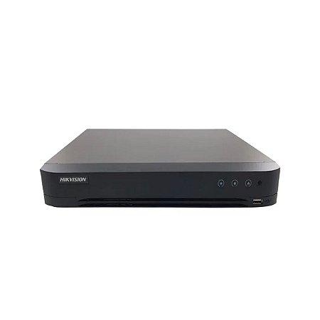 DVR Hikvision IDS-7204HQHI-M1/S 4 canais c/ HD 1 TB