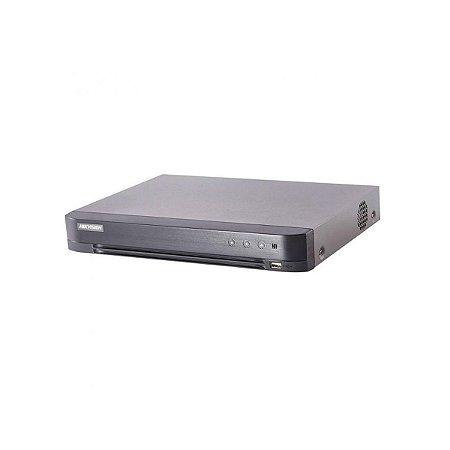 DVR Hikvision DS-7204HQHI-K1/P 4 canais