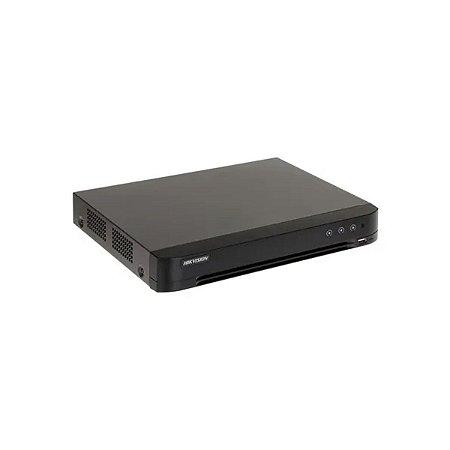 DVR Hikvision IDS-7208HQHI-M1/S 8 canais c/ HD 1 TB