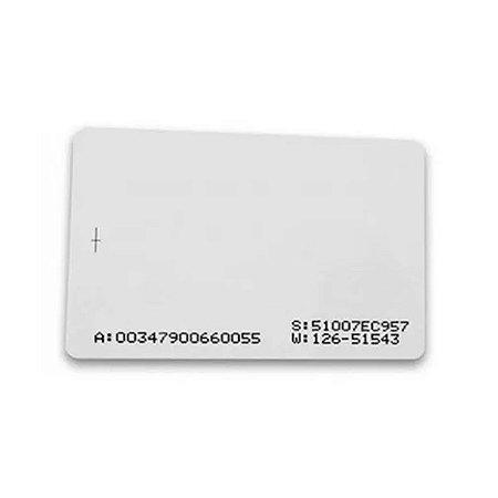 Cartao Prox RFID Control ID ISO Ask - RFID/CARD/125/ISO