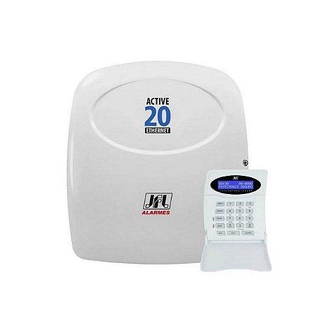 Central de Alarme JFL Active 20 Ethernet V5