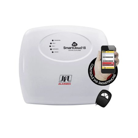 Central de Alarme JFL SmartCloud 18