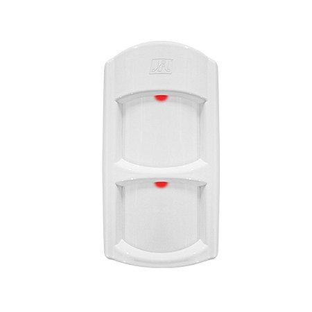 Sensor Infravermelho JFL Duplo PET IRD-640 PIR Quad c/ Fio