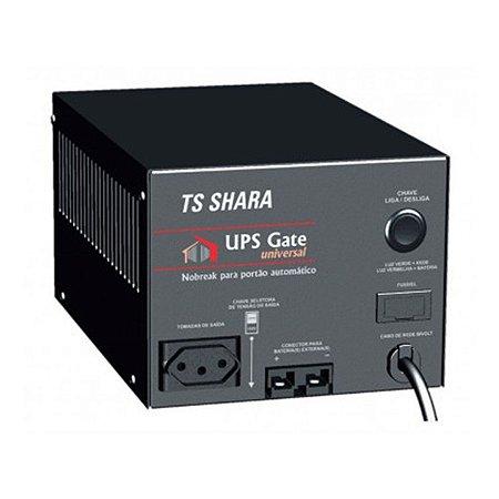 Nobreak TS Shara UPS Gate 1600VA Biv Auto / S 115V e 220V 45A 8 Tom