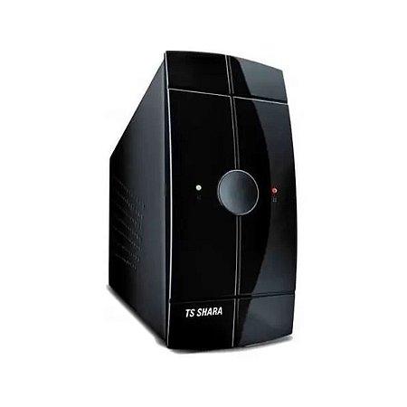 Nobreak TS Shara Power UPS 700VA Mono 115V / S 115V 7A 6 Tom