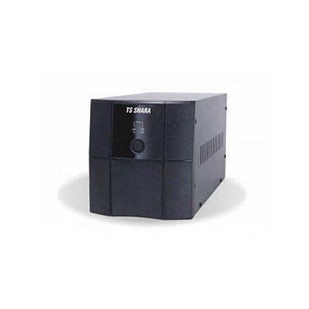 Nobreak TS Shara UPS Senoidal Universal 2200VA Biv Auto / S 115V e 220V USB Intelig 7A /45A 8 Tom