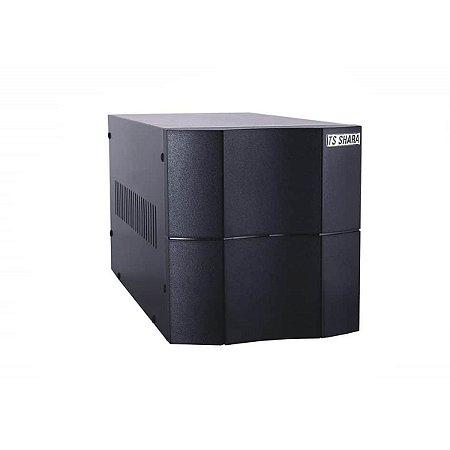 Gabinete Para Bateria Externa TS Shara 2BA + Cabos
