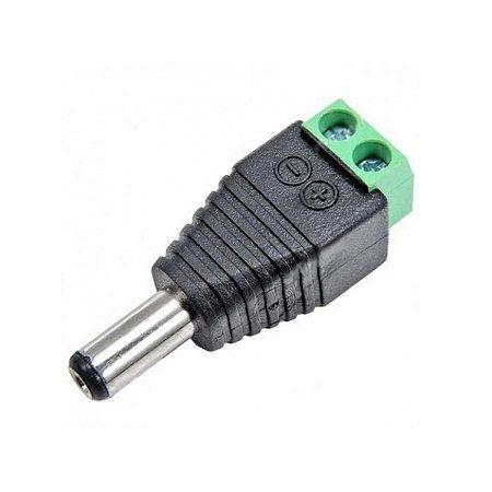 Conector Fasgold Plug P4 Borne Macho  FS-278
