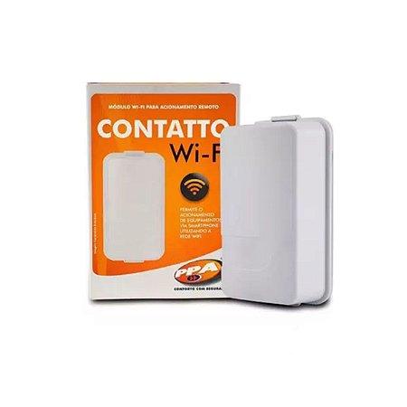 Contatto Wifi PPA p/ Alarme Cerca Eletrica e Automatizador A36422