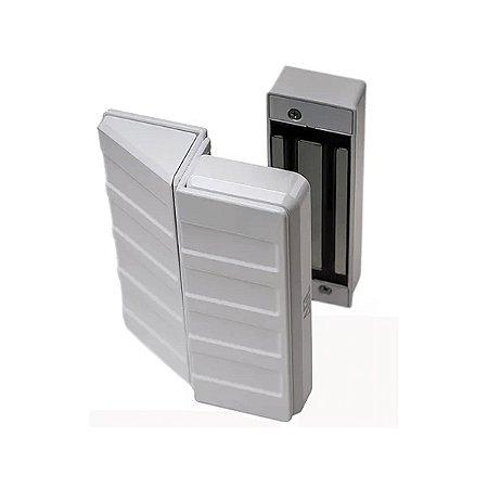 Fechadura Eletroima AGL AL150 Cinza