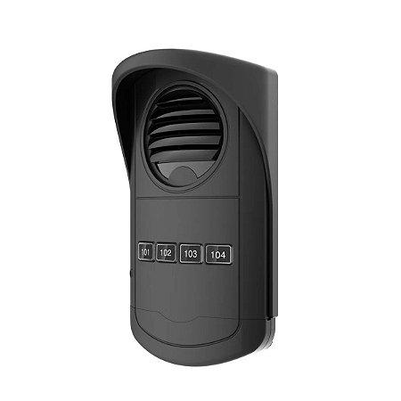 Porteiro Eletronico Coletivo AGL S300 4 Pontos