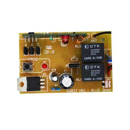 Receptor Multcodigos Ipec RX Mono 433 - A3037/PIC