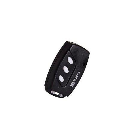 Controle Remoto Ipec Tx-Flex Clip Preto - A2010-PT/CLIP