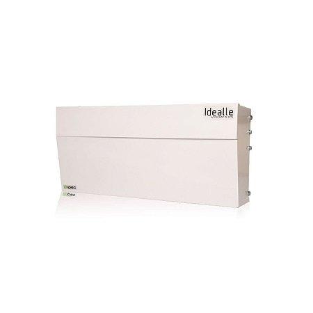 Automatizador Ipec Porta Deslizante Idealle Kit 1 Branco - A2328