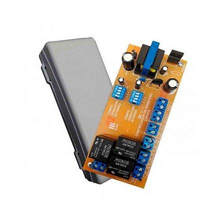 Controlador de Semaforo Ipec 2 Niveis 12V - A2228/12V