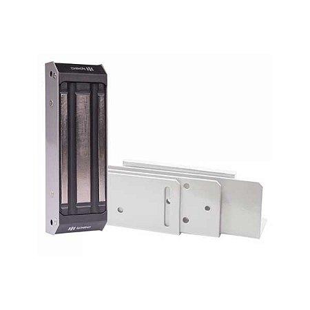 Fechadura Magnetica Ipec M150 ECO c/ Sensor Preta - A2300/PT