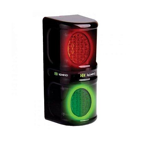 Sinalizador Semaforo Ipec LED 12V - A2227