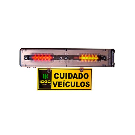 Sinaleira Audiovisual Ipec Bivolt Automatica - A2931/PIC