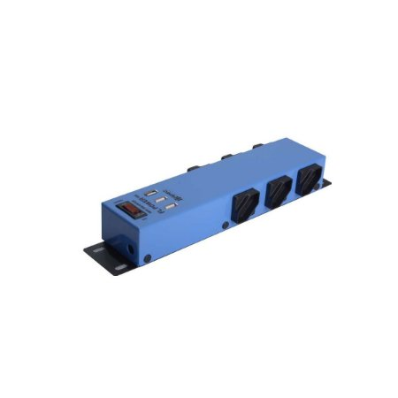 Filtro de Linha Ipec FL Power USB Azul - A2287/AZUL