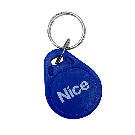 Chaveiro de Proximidade Nice Ask Azul
