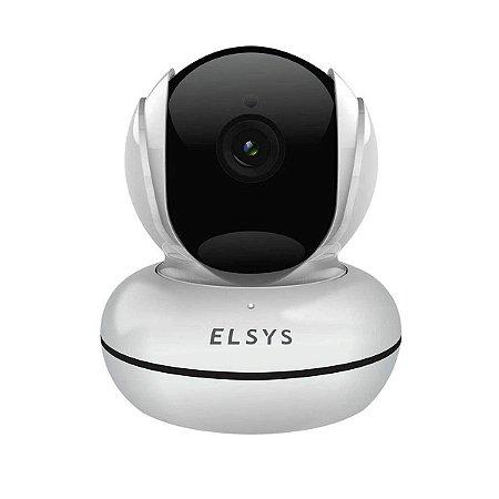 Camera Elsys Wifi Full HD Rot c/ Sensor Movimento - ESC-WR3F
