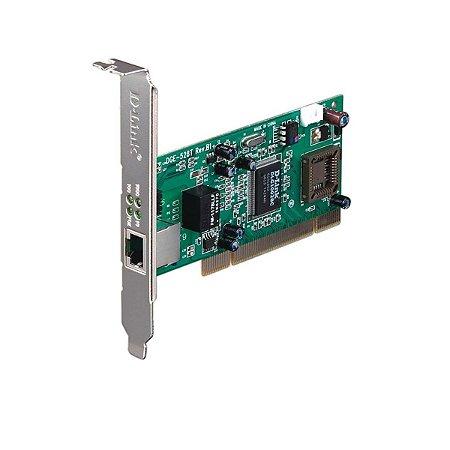 Placa de Rede D-link DGE-528T PCI Gigabit