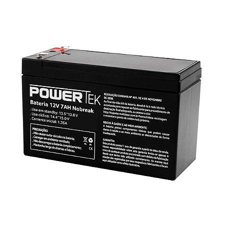 Bateria Selada Multilaser 12V 4.5AH - EN011