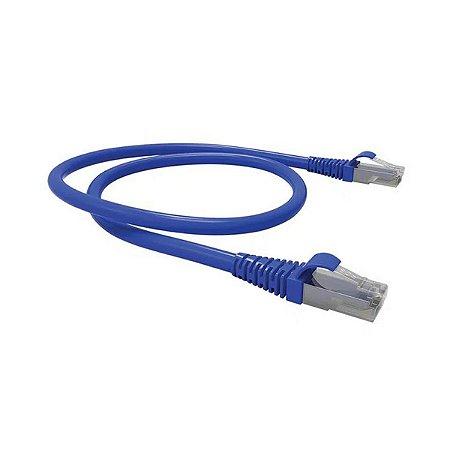 Patch Cord MPT U/UTP CAT5e Azul 1,5m
