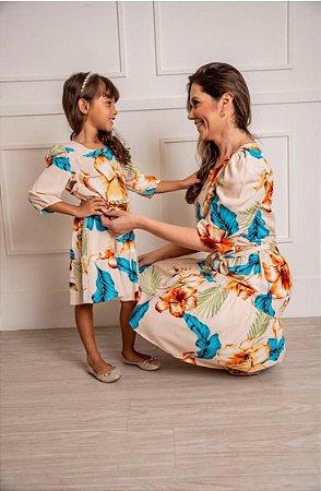 Vestido Bia - INFANTIL