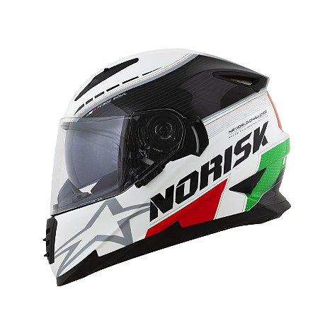 Capacete Norisk FF302 Soul Grand Prix Itália