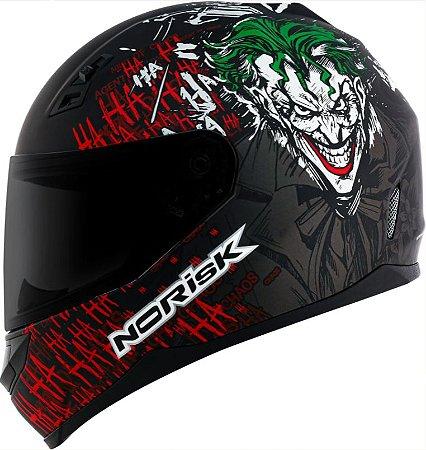 Capacete Norisk FF391 Stunt Joker