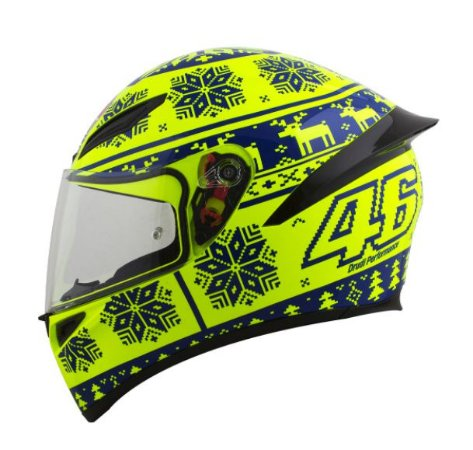 Capacete AGV K1 Winter Test Valentino Rossi