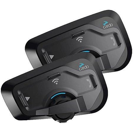Intercomunicador de Capacete Cardo Freecom 4+ JBL Duo (par)