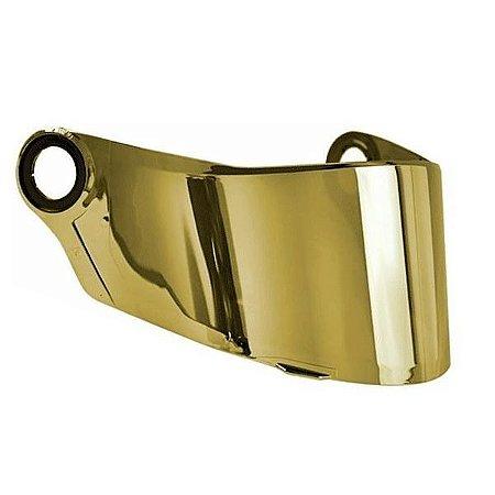 Viseira LS2 FF358/FF396 Dourado