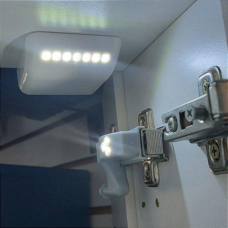 Luz de Led para Móveis com Sensor