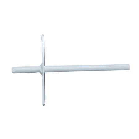 Cantoneira Invisível 25 cm para Prateleiras
