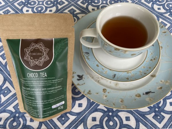 Chá Choco Tea