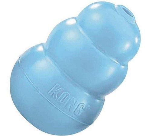 Kong Puppy Grande -cães Filhotes De Porte Grande - Cor:azul