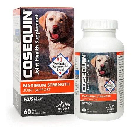 Cosequin Ds Plus 60 Cápsulas Suplemento Canino Nutramax