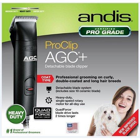Máquina de tosa Andis ProClip AGC+ - 110V