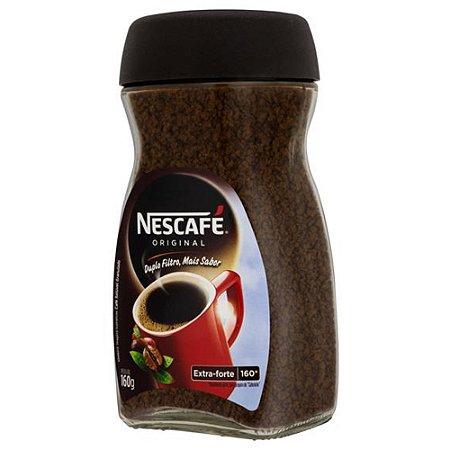 Café Solúvel Original Nescafé 100g